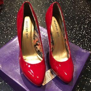 Steven Madden high heels platform